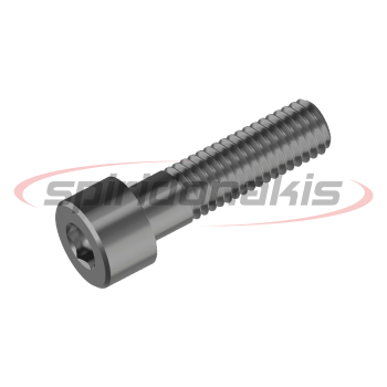 Socket Cap Screw 8.8 DIN 912 (9112) www.spiridonakis.com