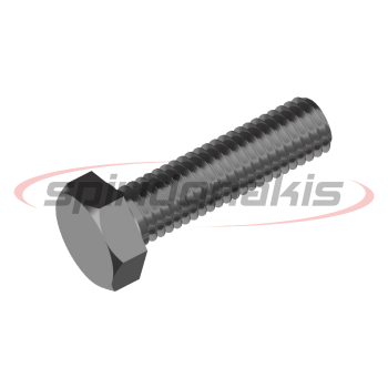 Hexagon Bolt 8.8 DIN 933 Full Thread (9133) www.spiridonakis.com