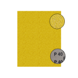 Aluminum Oxide Yellow Sandpaper (Set 8pcs) 230x280 mm