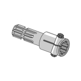 PTO Adapter with Bolt